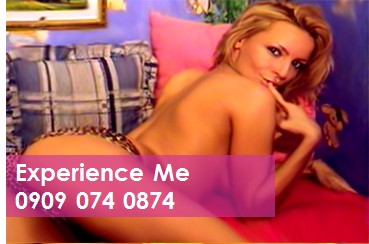 Experience Me 09090740874 Experienced Women Sex Chat Line