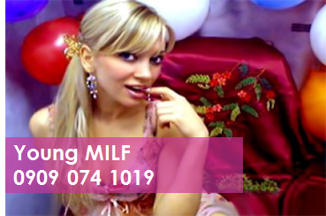 Young MILF 09090741019 Phone Sex Chat Line